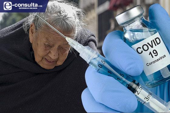 Puebla, ante el reto de vacunar 775 mil 812 personas de la tercera edad