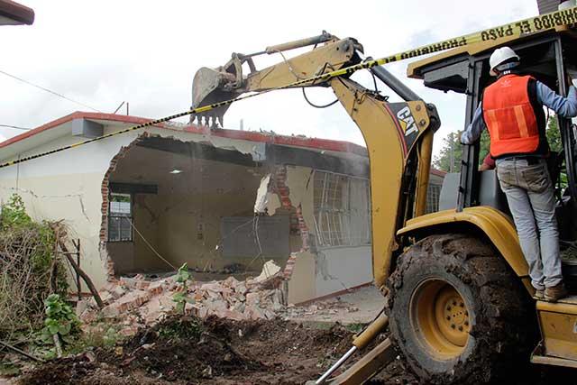 La reconstrucción da respiro a 30 constructoras poblanas
