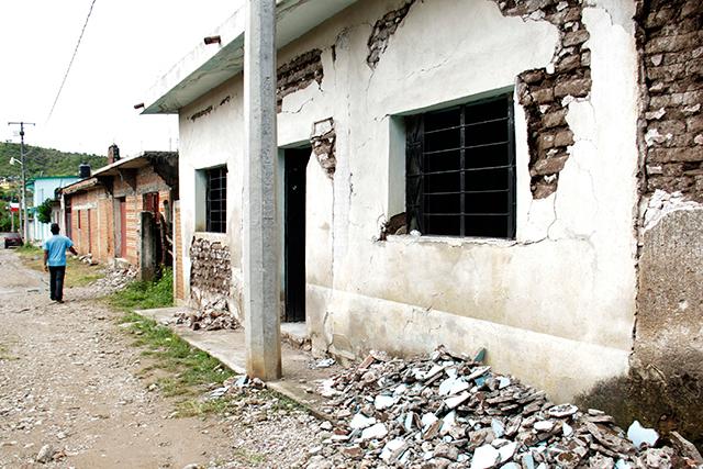 Diputados pedirán informe por reconstrucción de viviendas