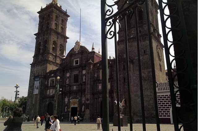 Tiembla, pero en Puebla casi no se siente