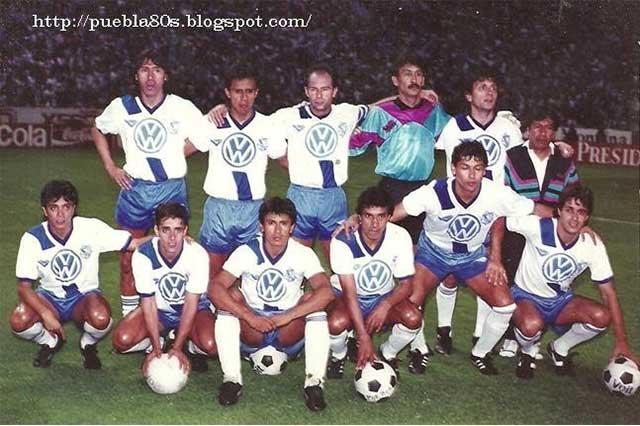 Diez ídolos del Puebla FC que la afición camotera no olvida