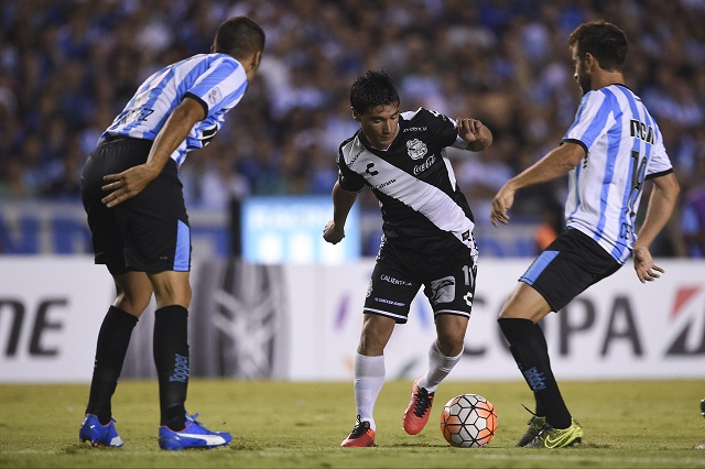 Puebla cae ante Racing y es eliminado de la Copa Libertadores