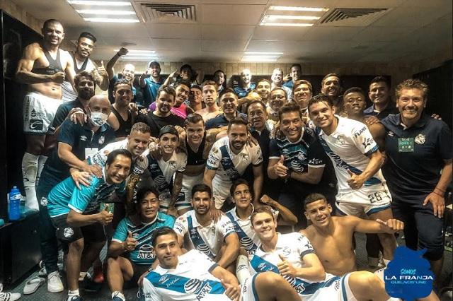 Puebla tendrá Liguilla: empate con Santos le da el pase directo a 4tos de final