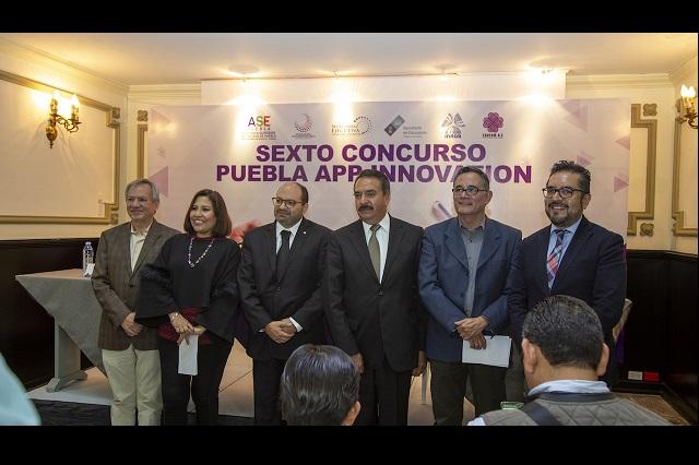 INAOE, sede del sexto concurso Puebla App Innovation 2020