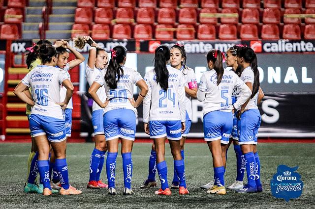 Puebla femenil cae ante Tijuana con polémico gol anulado