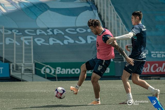 Puebla arroja un resultado covid positivo previo a duelo contra Atlas