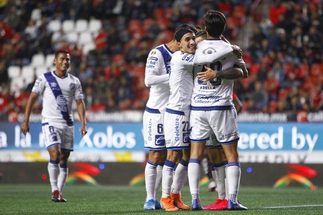 Jugadores del Puebla dan negativo a pruebas de Covid-19