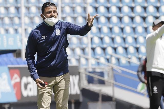 Puebla Femenil se queda sin técnico; anuncian cese de Jorge Gómez