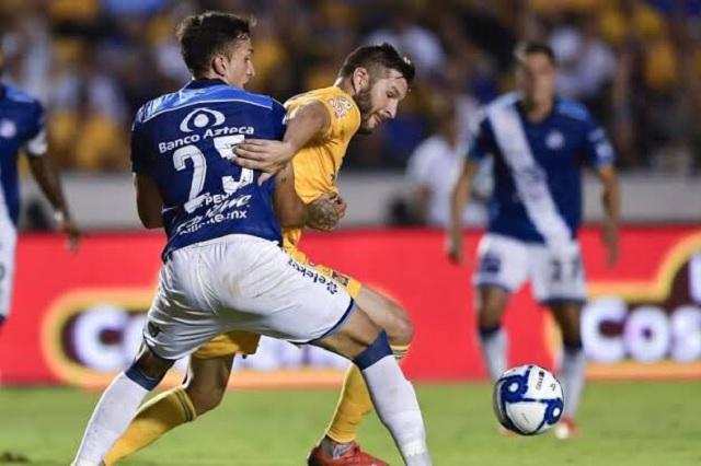 Club Puebla festeja 76 años de historia con victoria sobre Tigres