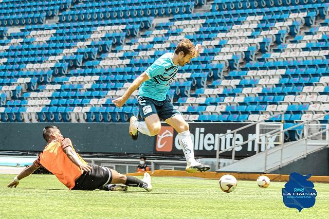 Aristeguieta brilla con Puebla en goleada 7-2 sobre Alebrijes