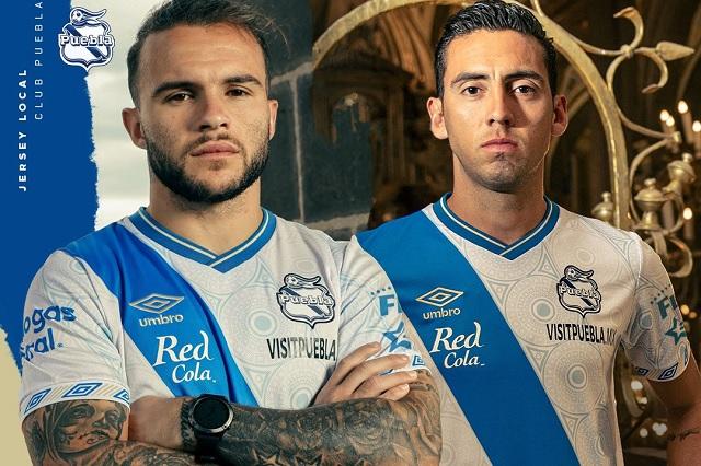 Puebla revela nuevo jersey para el Apertura 2021