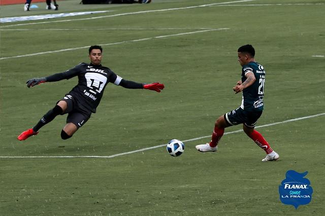Puebla 'revive' a Pumas al caer en CU por 2 a 0