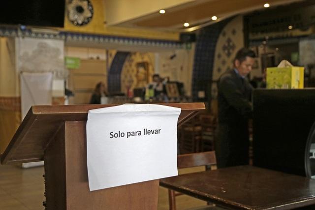 Puebla, único estado del país sin reactivar servicio de restaurantes