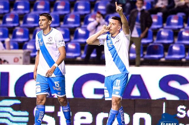 Puebla consigue ante Querétaro su primera victoria del torneo
