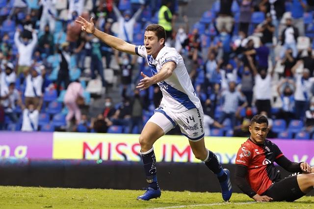 Semifinal Puebla vs Santos va con el 50 por ciento de aforo: Barbosa