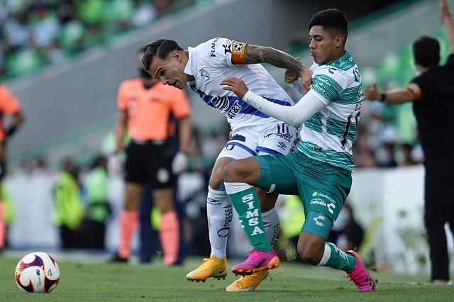 Puebla volverá a cerrar en el Cuauhtémoc; Santos, su rival en semifinales