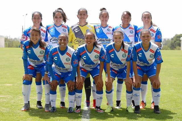 Puebla Femenil inicia con el pie derecho y le mete 4 goles a Veracruz