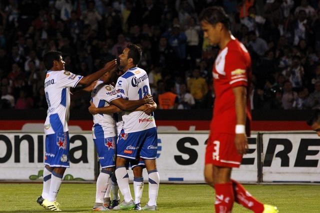 Enfrentará Puebla FC a Toluca en cuartos de final