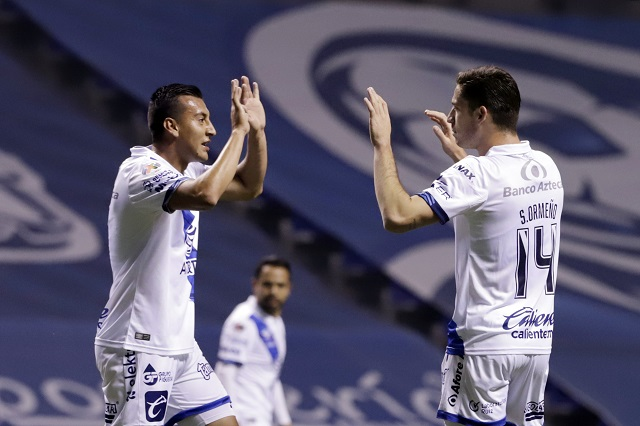 Puebla empata con Tigres en el Cuauhtémoc; llega a 5 partidos sin perder