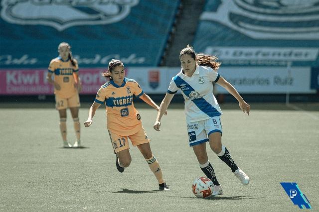 Goleada a domicilio: Cae Puebla femenil 3-0 ante Tigres