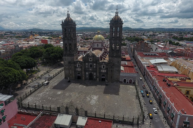 Hace 33 años Puebla fue nombrada Ciudad Patrimonio de la Humanidad