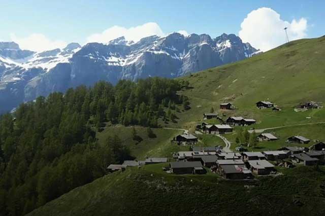 Se buscan candidatos para vivir en Suiza a cambio de 60.000 euros