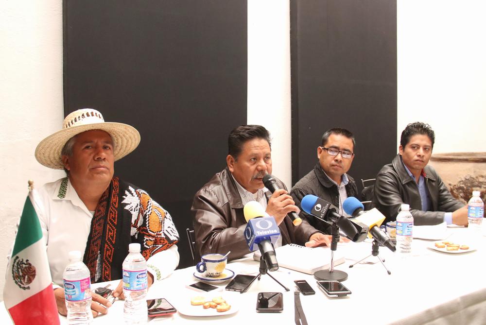 Arrancan consulta para crear el Instituto Nacional de los Pueblos Indígenas