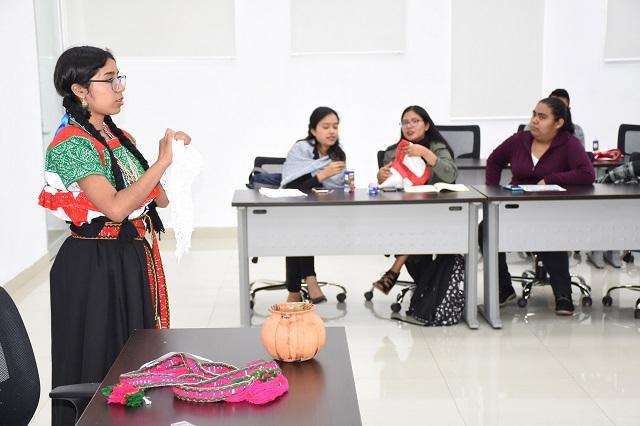 Pueblos originarios luchan contra exclusión y por sus derechos: BUAP