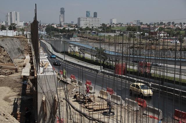 ASF reprueba obras del bulevar Carmelitas sin dictamen ambiental