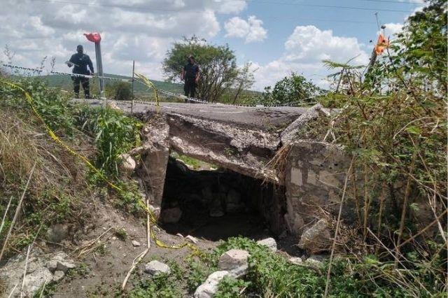 Infraestructura ignora fractura del puente Tepexi - Coyotepec