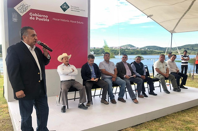 Gobierno estatal hará puente vehicular en zona de Valsequillo