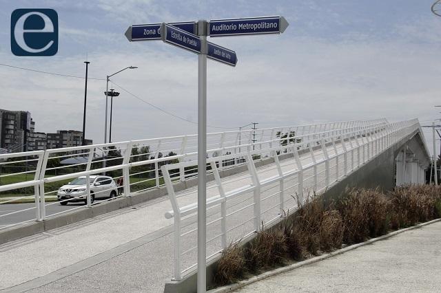 En 45 días, resultados de revisión a puentes de la era Moreno Valle