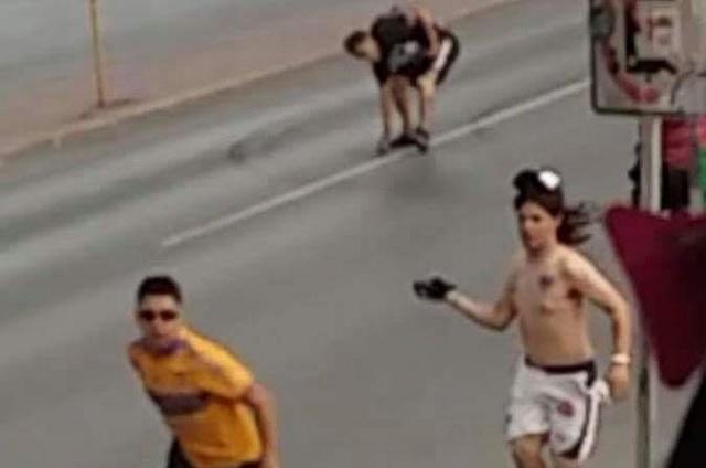 Terror en el clásico Monterrey-Tigres; 1 herido grave