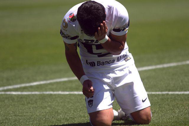 Pumas suma 5 partidos sin conocer la victoria