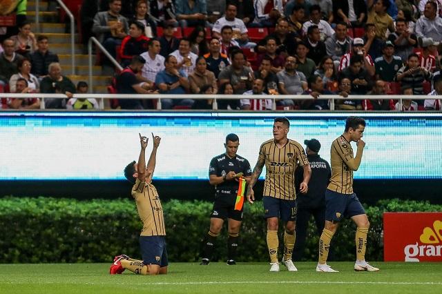 Quedan definidos los Cuartos de Final de la Copa MX