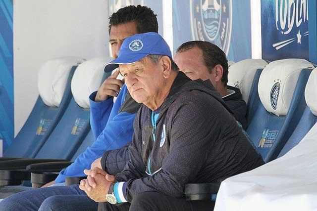 Ante Pumas jugaremos como con Monterrey: Enrique Meza