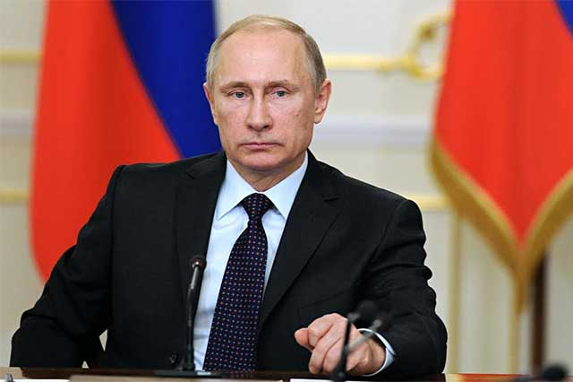 Impulsa Putin ley que permite golpear a familiares una vez al año