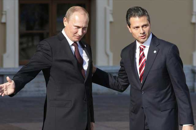 Presidente Nicolás Maduro arriba a Federación Rusa