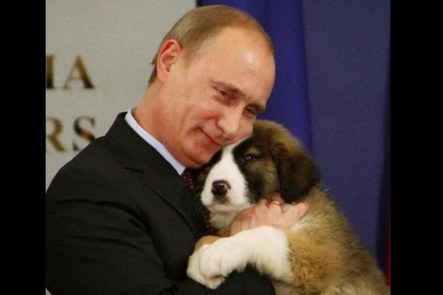 Vladimir Putin entre los candidatos al Premio Nobel de la Paz