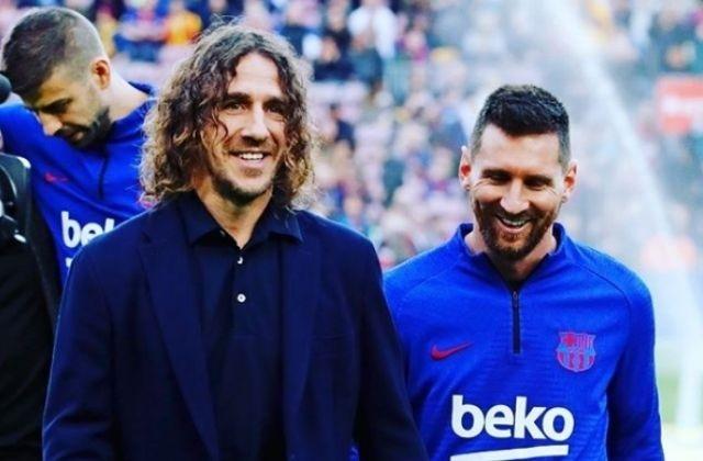 El mensaje de Puyol a Messi que confirmaría su salida del Barca