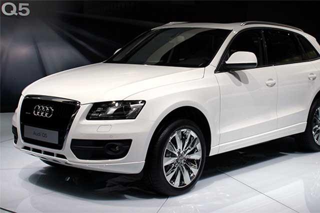 Pega a Audi escándalo de VW y frena ventas de la Q5 en EU