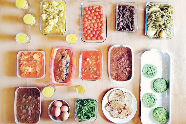 Batch Cooking, la estrategia alimenticia ideal para esta cuarentena