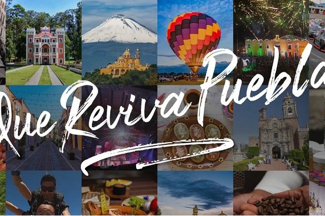 Lanza gobierno estatal programa Que reviva Puebla, de tres meses