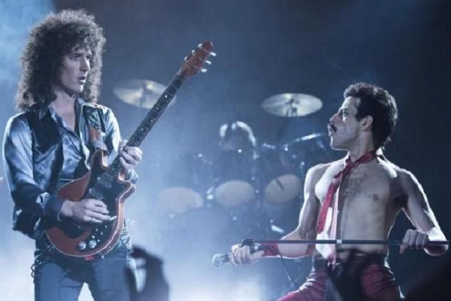 Foto / Captura Bohemian Rhapsody