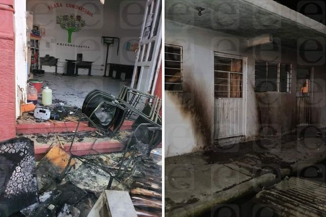 Candidato en Chiconcuautla acusa a oponente de quemar casillas