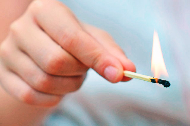¿Cómo tratar quemaduras y cómo diferenciarlas?