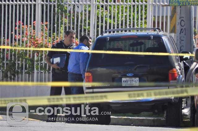 Ejecutan a hombre cerca de su domicilio en San Pedro Cholula