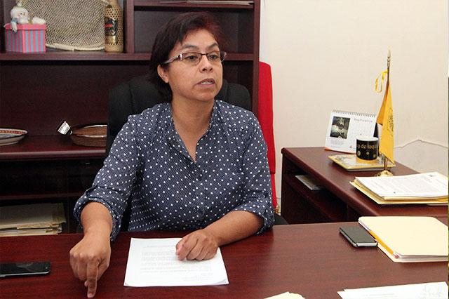 SCJN exhibe a diputados locales, dice Socorro Quezada