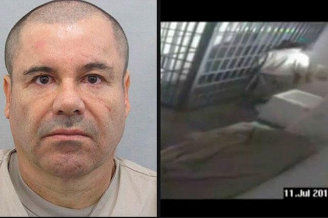 La SFP va contra 6 funcionarios que ayudaron a que El Chapo se fugara
