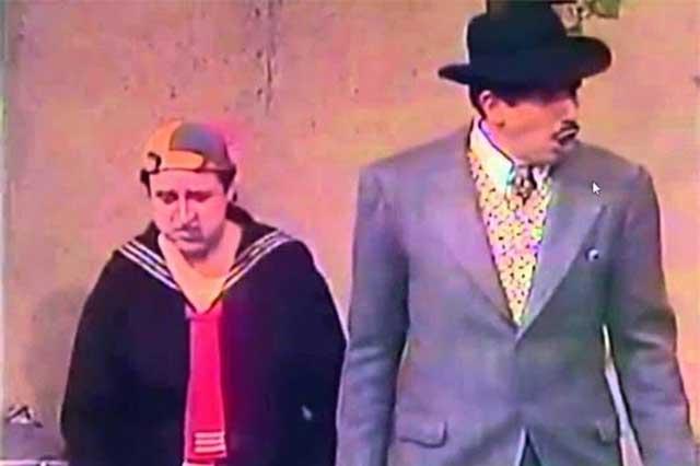 Se nos está acabando la vecindad, expresa Quico ante muerte de Rubén Aguirre